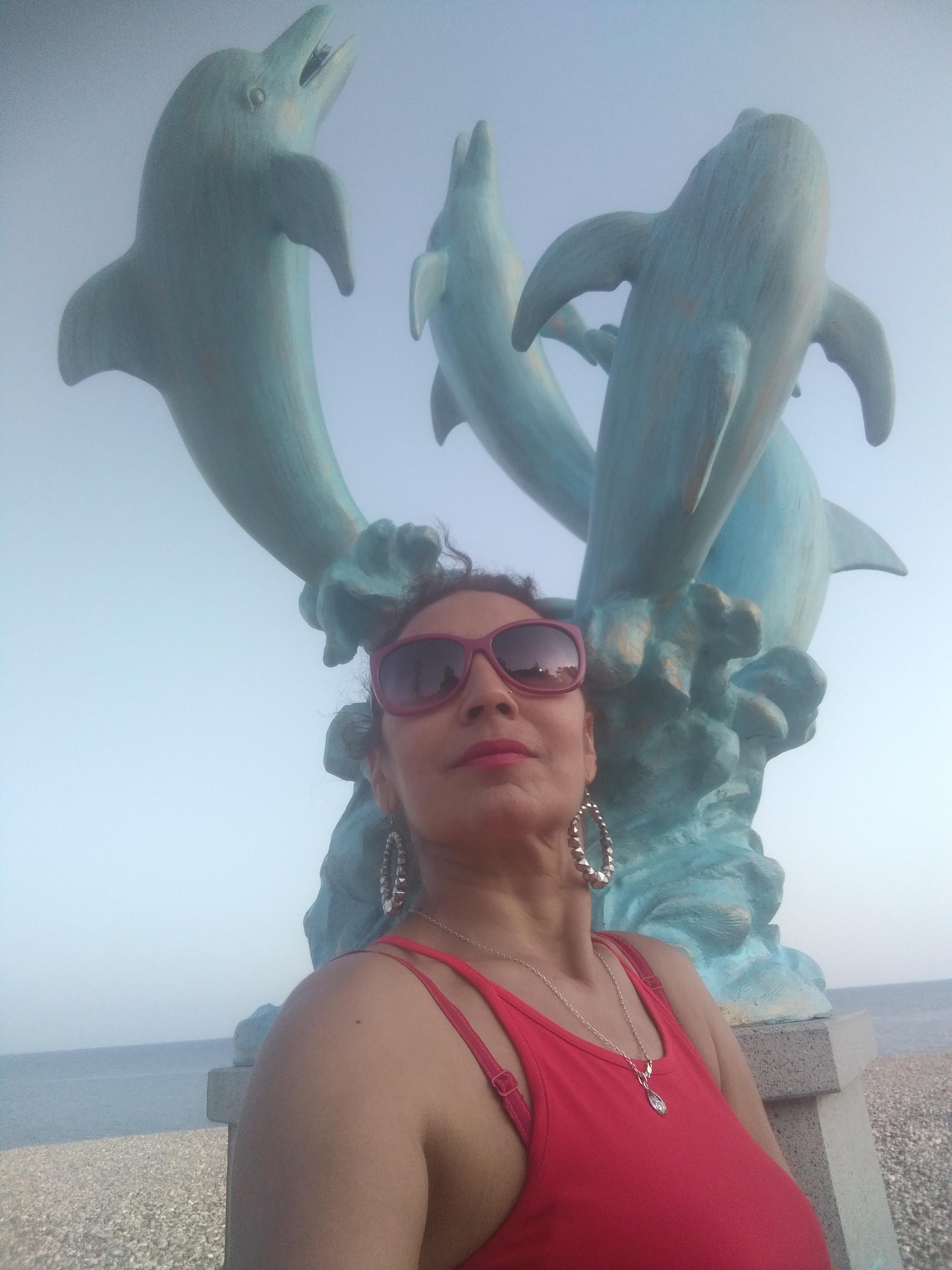 Tour guide Galina zazadze